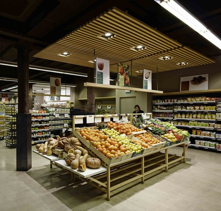 Supermercats Veritas (Supermarket and grocery store), Barcelona, Catalonia, Spain