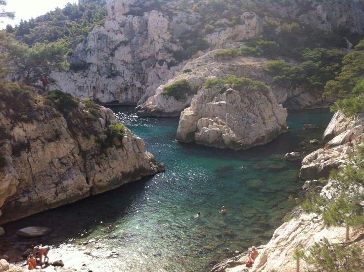 Calanque, Marseilla