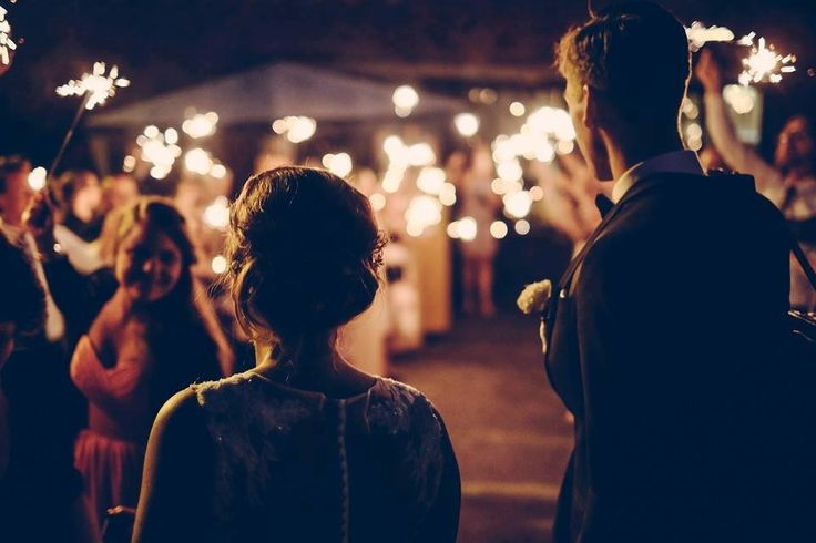 Are you seeking a great song to accompany your wedding exit? Here are some ideal options: - All You Need Is Love by The Beatles - Signed, Seal, Delivered by Stevie Wonder  #naplesdj #weddingexit #sparkler #wedding #napleswedding #fireworks #newlyweds #reception #justmarried #married #steviewonder #thebeatles  Photo Source: https://pixabay.com/en/marriage-celebration-people-person-918864/