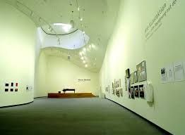 Interior of the MARTa Herford Museum, Herford, Germany