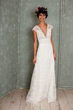 df8ca131f7ef la-donna-hochzeitsatelier124 Abito Da Sposa Elegante