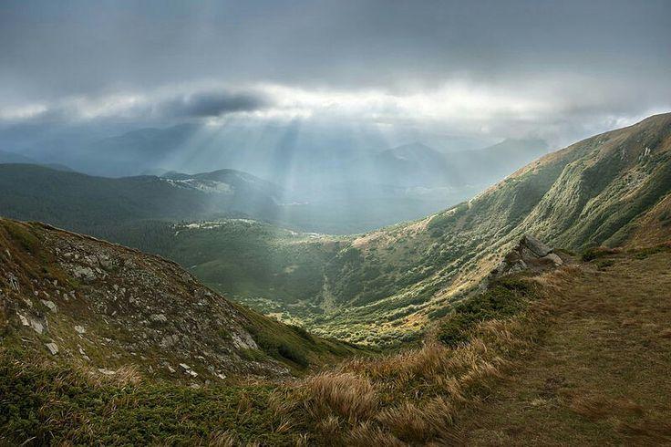 Carpathian national park, uckrain