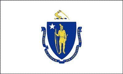 Massachusetts State Flag 3x5 3 x 5 Brand NEW Banner by State Flag. $5.35. 2 Metal Grommets For Eash Mounting with Canvas Hem for long lasting strength. FAST SHIPPER: Ships in 1 Business Day; usually the Same Day if pmnt clears by noon CST. Express International Shipping is Global Express Mail (2-3 days). 3 Foot by 5 Foot, Indoor-Outdoor, Lightweight Polyester Flag with Sharp Vivd Colors. Express Domestic Shipping is OVERNITE 98% of the time, otherwise 2-day.. 3 foot by 5 foot...