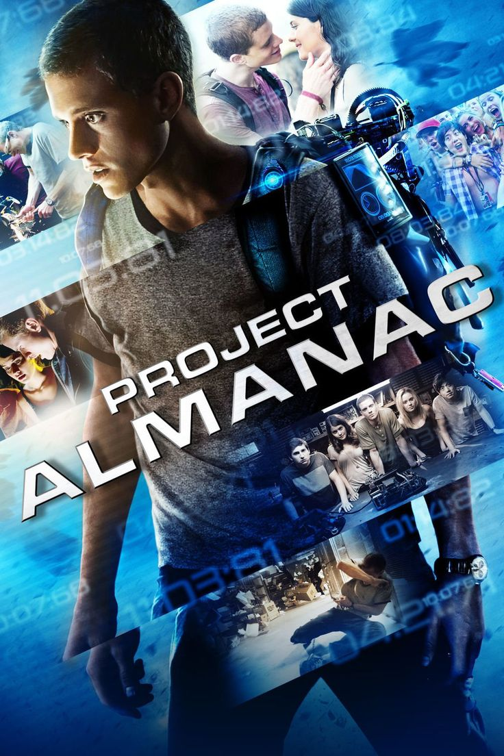 Project Almanac  Full Movie. Click Image To Watch Project Almanac 2015