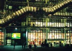 Centre Georges Pompidou - Musée Beaubourg