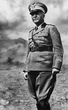 Italy's dictator Benito Mussolini is deposed General Pietro Badoglio became Italy's Prime Minister after Mussolini was deposed. July 1943