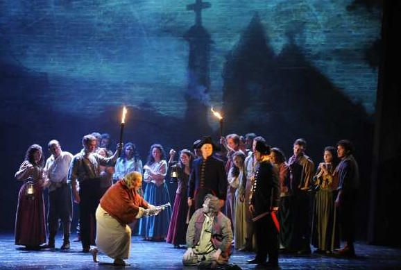 Les Miserable Broadway 2014   Les Miserables' headed back to Broadway in 2014 - Los Angeles Times