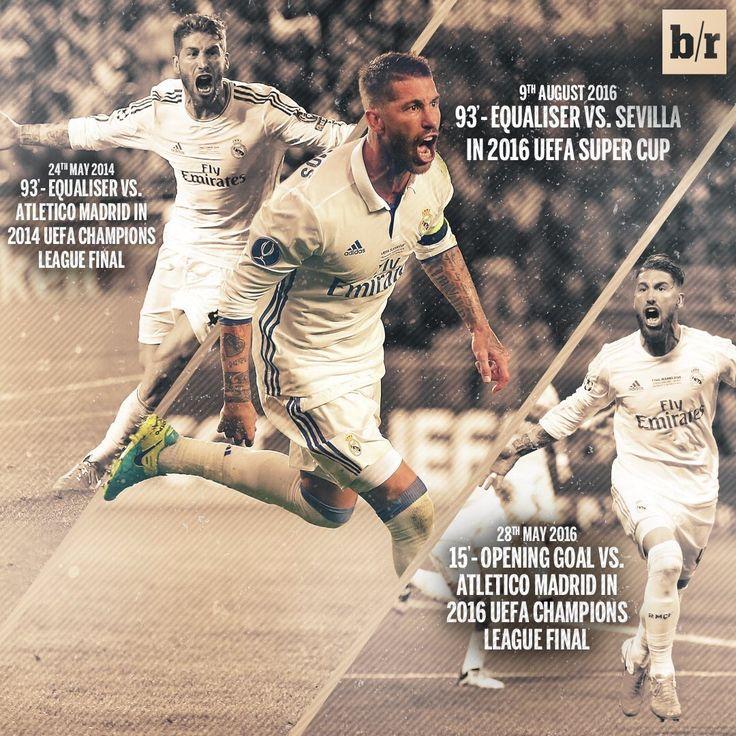 ..._Sergio Ramos: minuto 93.