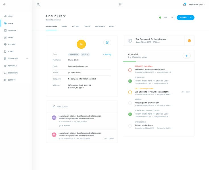 Dribbble - lead-profile-8.png by Balkan Brothers