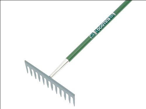 Bulldog  7106 Evergreen Garden Rake ** Read more details by clicking on the image. #MowersandOutdoorPowerTools