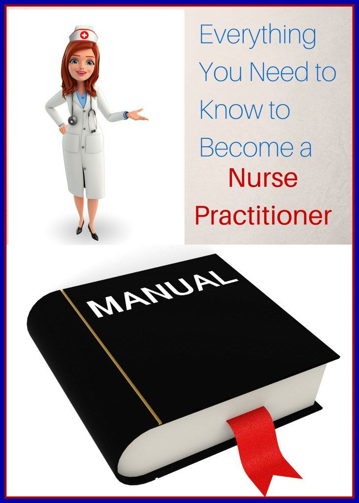 How to Be a Nurse Practitioner - My Dream!