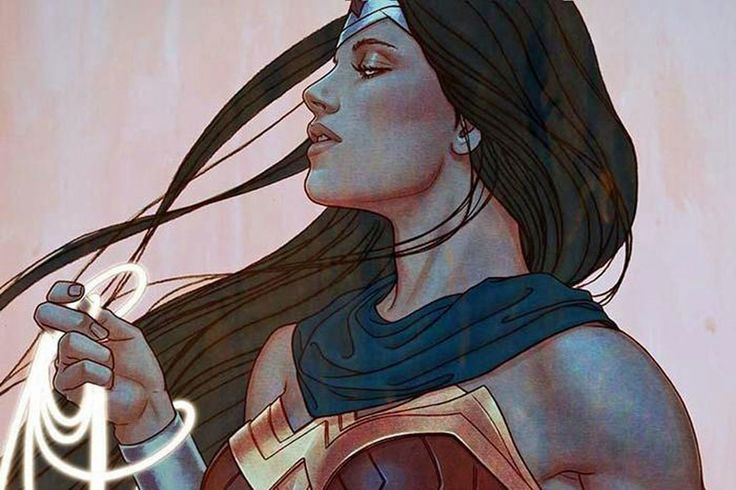 Why it matters that Greg Rucka finally admitted Wonder Woman is queer
