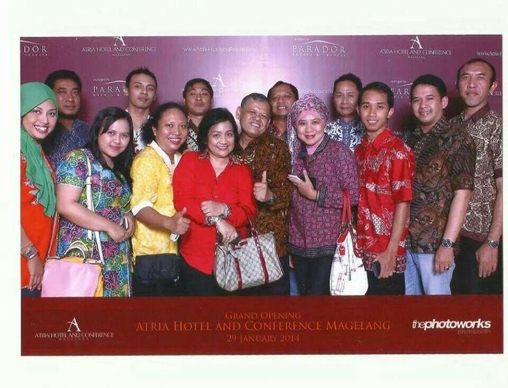 ASPPI Jawa Tengah on Atria Magelang
