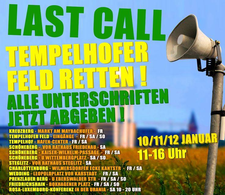Tempelhoferfeld – Untergang und kindliche Naivität | fasheria.com