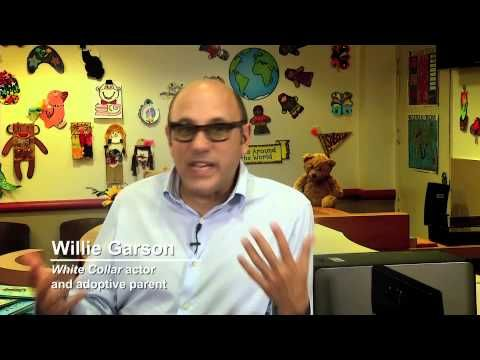 National Adoption Day PSA with Willie Garson