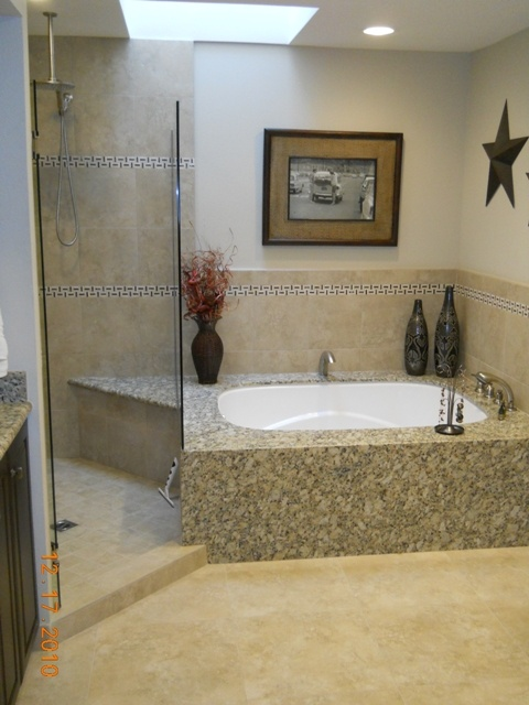 Nice Tub Shower Combo Master Bath Remodeling Ideas Pinterest