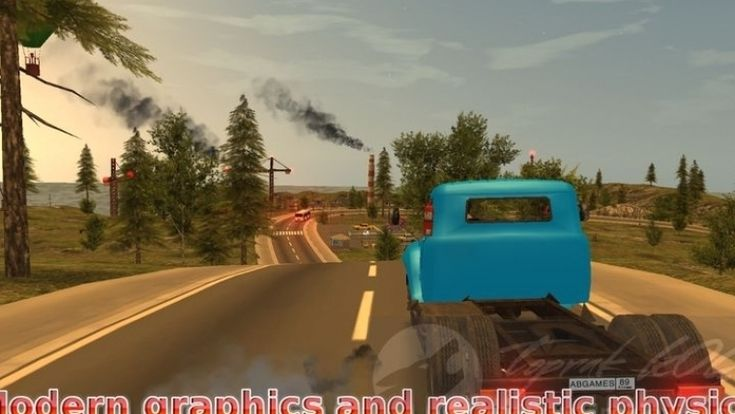 Russian Car Driver Zil 130 Premium V0 935 Mod Apk Para In 2021 Driving Games Car And Driver Driving