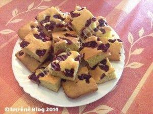 Meggyes Sütemény Recept : http://www.imreneblog.info/meggyes-sutemeny/