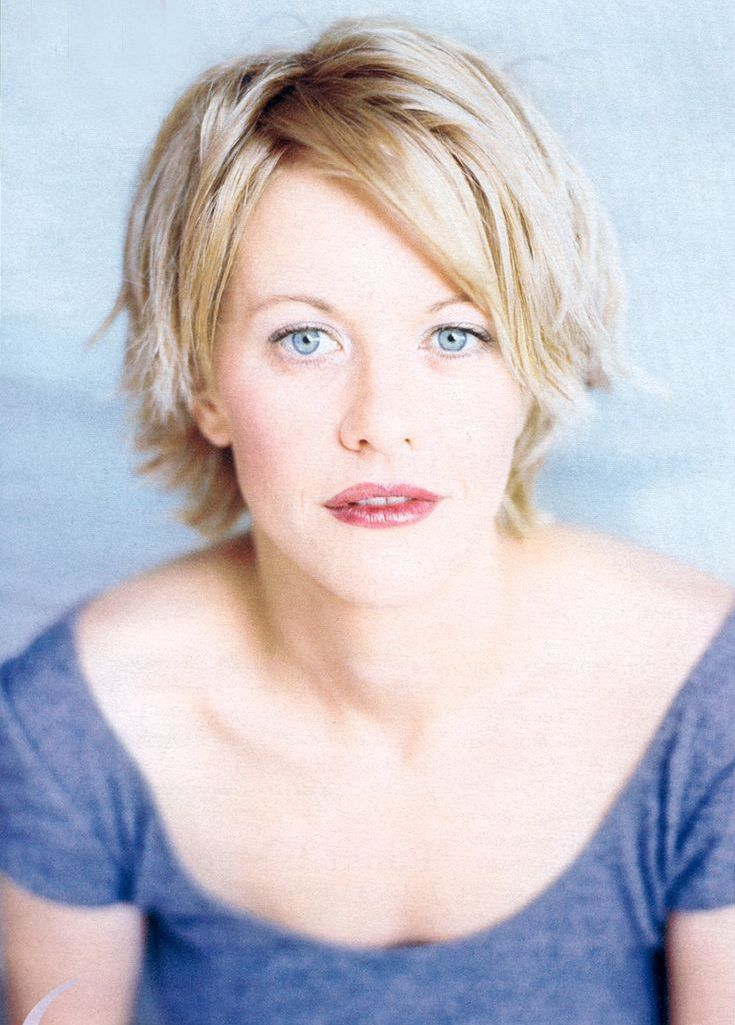 25 Best Images About Meg Ryan Short Hair On Pinterest