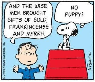 Who knew Frankincense and Myrrh have great health value?! Available online, shipped to your home at www.youngliving.com Have this handy: #1420357 Enroller & Sponsor Pure therapeutic grade essential oils. Snoopy: No Puppy?