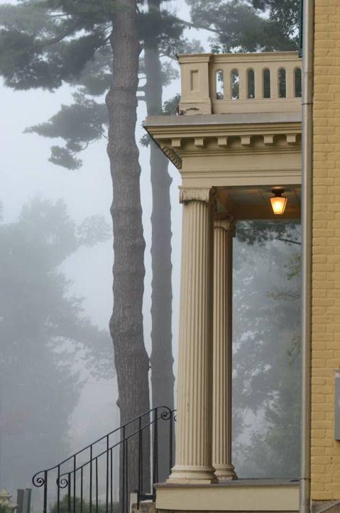 seasonsofwinterberry:Historic Home of Emily Dickinson, Amherst, Massachusetts