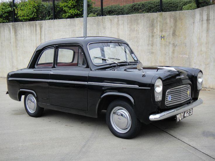 Ford Popular deluxe 100E -1959 | eBay