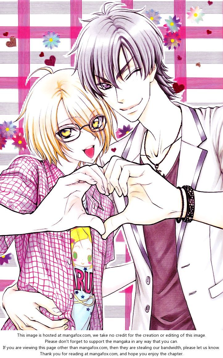 Love stage.. so cute.. cant handle the cuteness of this manga. and it is so funny