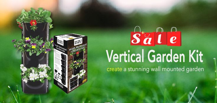 These practical wall mounted gardens are perfect for homes and businesses alike. Our beautiful vertical gardens are perfect for small & large areas and are designed to perfectly attach to any wall or vertical surface easily creating a stunning focal point in any home.  1 unit with 6 pots!  Each frame in the Vertical Garden has been designed so that it can easily click together to its neighbour in either a horizontal or vertical direction (or even a mix of both!)