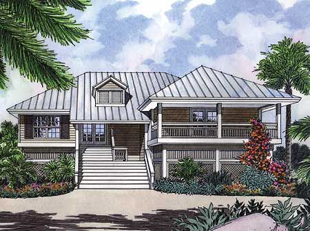 25 best ideas about key west style on pinterest key for Florida cottage house plans