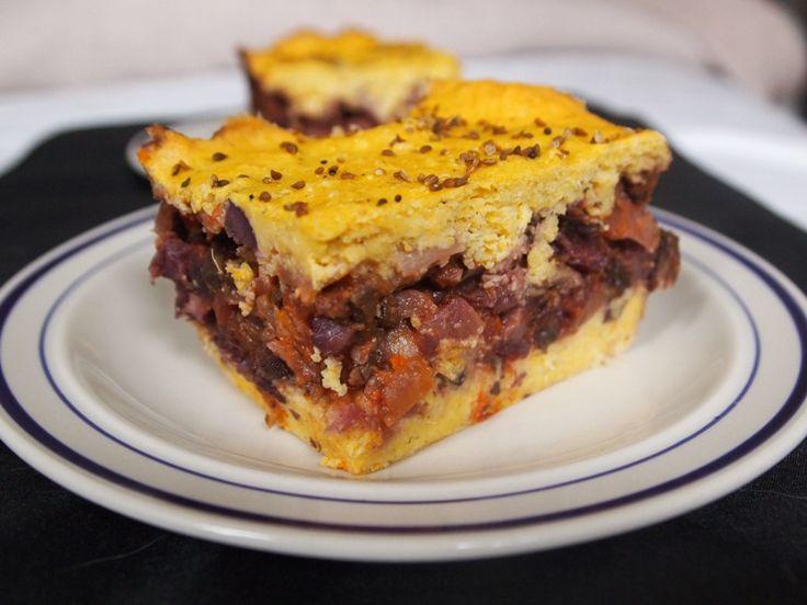 Vegetarian Pastel de Choclo | Recipe | Far away, The o'jays and Pastel
