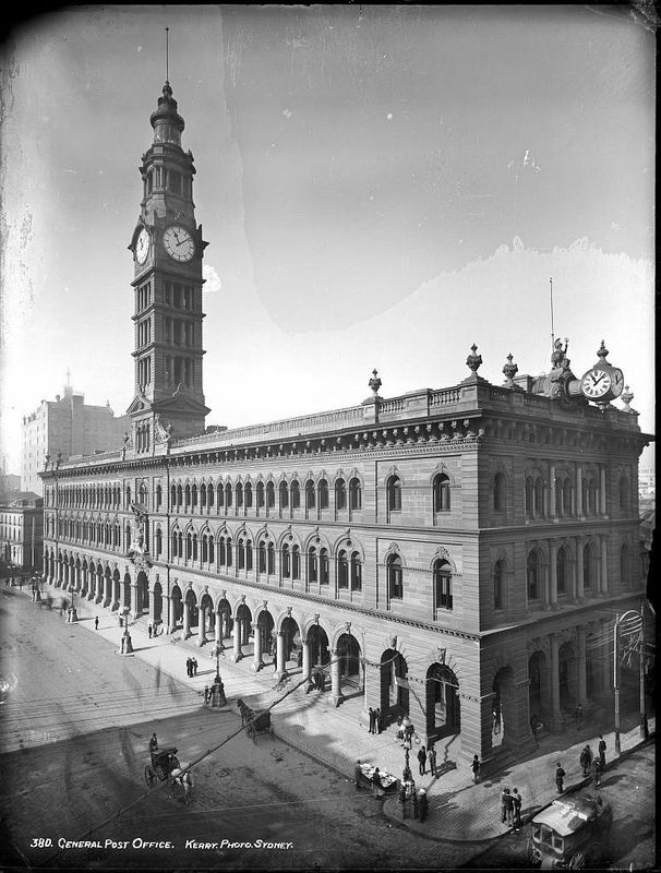Sydney General Post Office