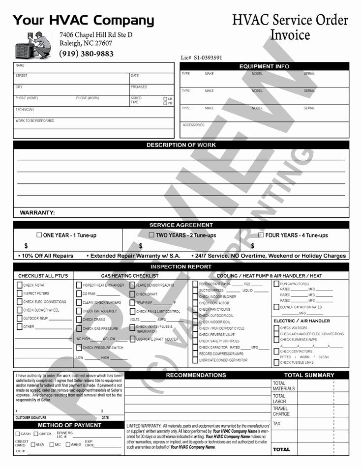 Hvac Service Contract Template New 51 Best Hvac Forms Images On Pinterest Inspection Checklist Preventive Maintenance Contract Template