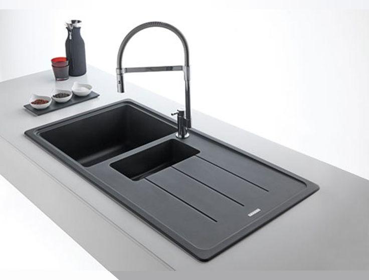 Oltre 25 fantastiche idee su lavelli cucina su pinterest - Lavelli cucina fragranite ...
