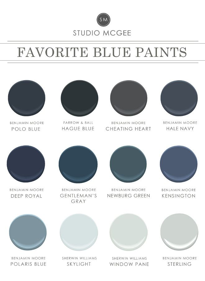 Best Blue Paint Colors best 25+ benjamin moore blue ideas that you will like on pinterest