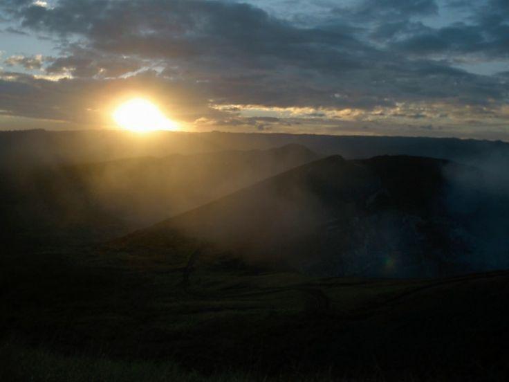 Masaya Volcano National Park in Nicaragua. Photo by Brooke Morris.