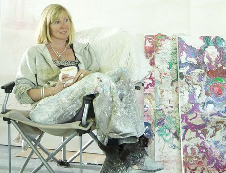 British Contemporary Artist