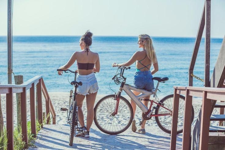 Vamos para mais um top 5? Esse post é pra você que tem só uma semana no Rio e não sabe que praias selecionar! Essas são as praias que mais amo na nossa cidade: PRAINHA Esse paraíso fica entre o Rec...
