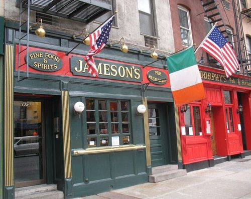 Jameson S Bar And Kitchen New York Ny