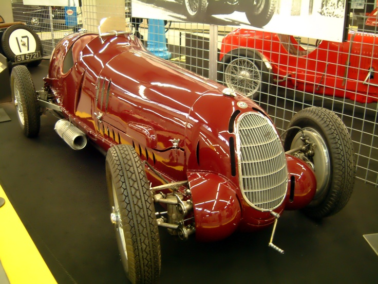 The Alfa Romeo 12C or Tipo C was a 12-cylinder Grand Prix car. The 12C-36 made its debut in Tripoli Grand Prix 1936, and the 12C-37 in Coppa Acerbo 1937. The 12C36 was a Tipo C fitted with the new V12 instead of the 3.8 straight-eight of the 8C-35. The 12C-37 was a new car, with a lower chassis and an engine bored and stroked to 4475 cc, now with roller- instead of plain bearings and two smaller superchargers instead of a single large one