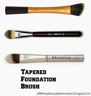 The Ultimate Makeup Brush Guide - Part 2 - All Things Beauty: Maame's Edition