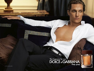 Dolce & Gabbana The one with Mathew McC
