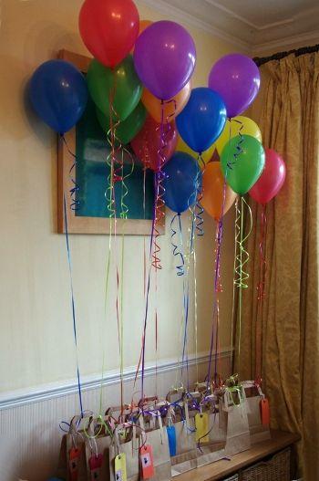 детский праздник день рождения