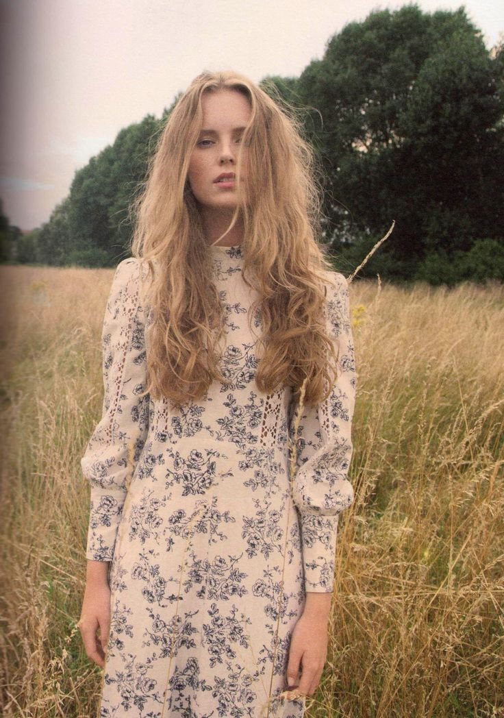Laura Ashley Dress from the Betty Annual 2015