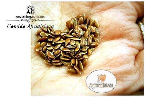 Linaza contiene fitoestrógenos, compuestos vegetales que producen los efectos de los estrógenos (hormonas femeninas). #linaza