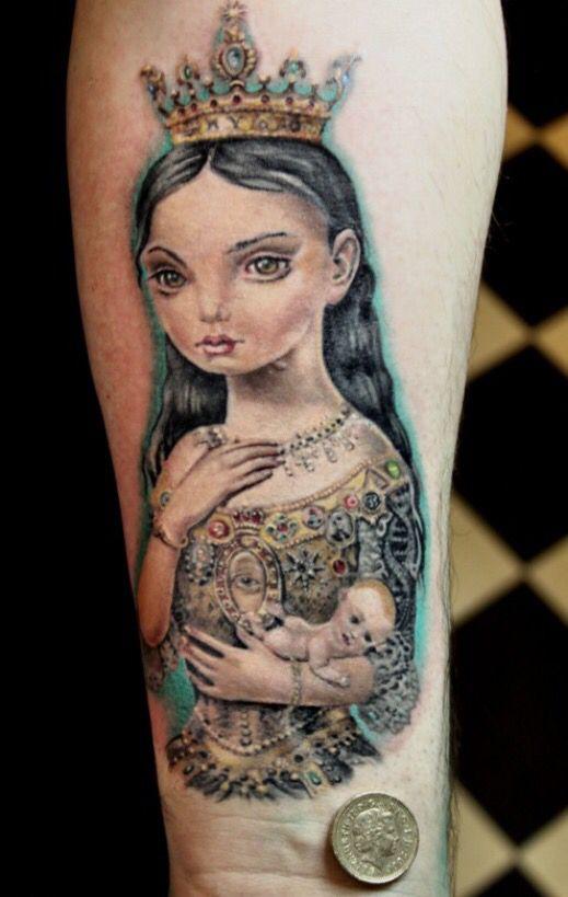 135 best images about dolls tattoos ideas on pinterest. Black Bedroom Furniture Sets. Home Design Ideas
