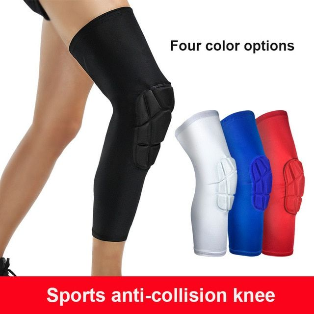Knee Pads Basketball Sports Knee Protectors Anti-collision Protective Gear