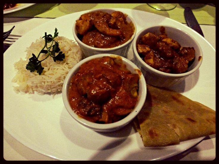 Trio de curry