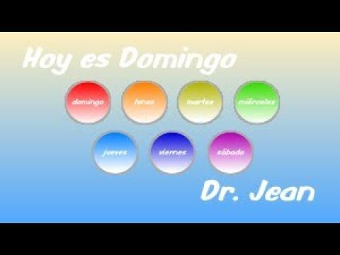 (134) Hoy es Domingo by Dr. Jean - YouTube