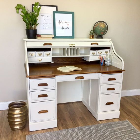 best 25 solid wood desk ideas on pinterest white desks white desk with drawers and white. Black Bedroom Furniture Sets. Home Design Ideas