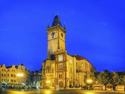 Staroměstská radnice v Praze - prohlídka historických prostor i orloje
